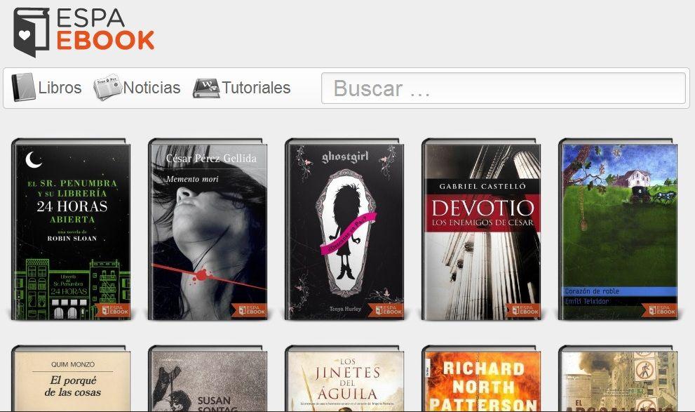descargar libros de Espaebook