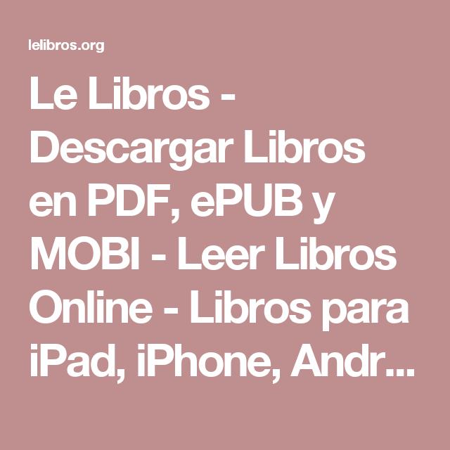 Descargar Libros Gratis en PDF