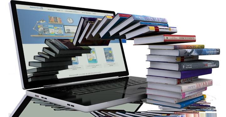 Representación de biblioteca de Libros gratis XD