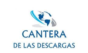 Logo de la cantera d las descargas