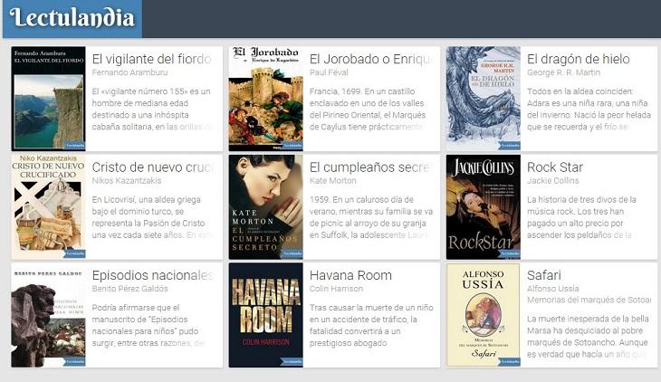Lectulandia – Descargar Libros Gratis PDF, EPUB, MOBI